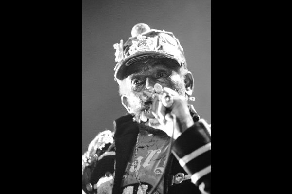 Lee Perry © Michael Grein