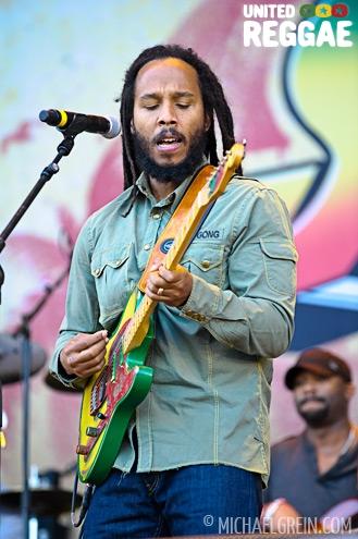 Ziggy Marley © Michael Grein