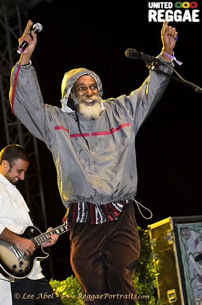 Rebelution and Don Carlos © Lee Abel