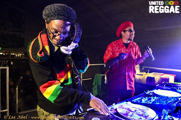 Jah Love Musik with Brigadier Jerry © Lee Abel