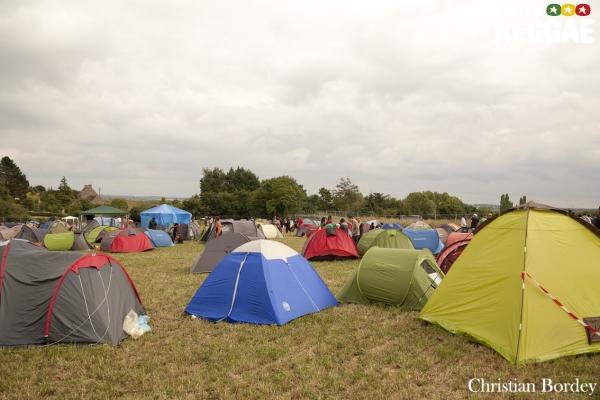 Camping © Christian Bordey