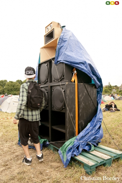 Sound system © Christian Bordey