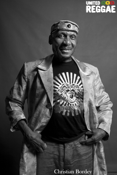 Jimmy Cliff © Christian Bordey