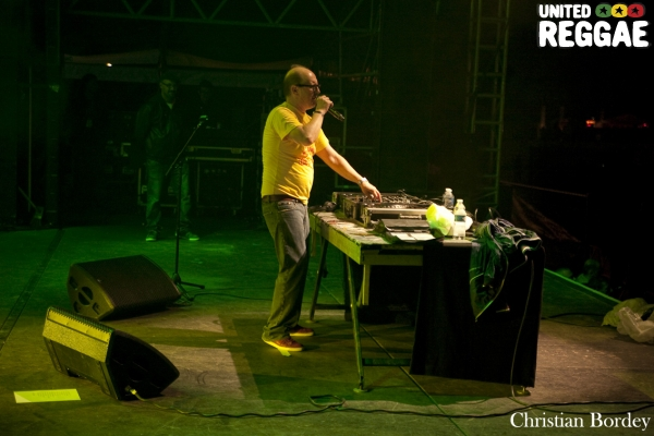 David Rodigan © Christian Bordey