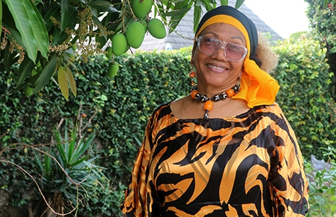 Reggae Articles: Interview: Marcia Griffiths in Kingston (Part 1)