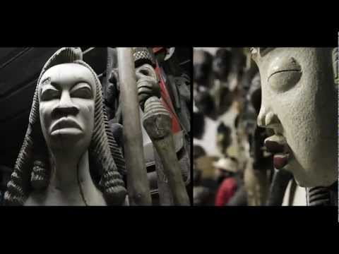 Isiah Shaka featuring Bass Dramé Terre de mes Ancêtres