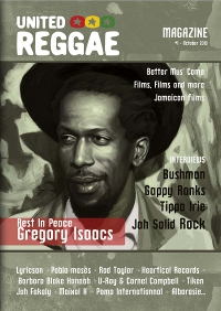United Reggae Magazine #1 October 2010