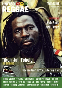 United Reggae Magazine #2 November 2010