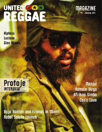 United Reggae Magazine #4 - January 2011