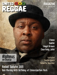 United Reggae Magazine #5 - February 2011
