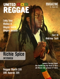 United Reggae Magazine #6 - March 2011