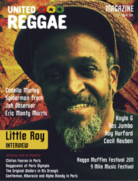 United Reggae Magazine #7 - April 2011
