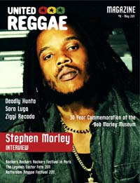 United Reggae Magazine #8 - May 2011