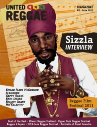 United Reggae Magazine #9 - June 2011
