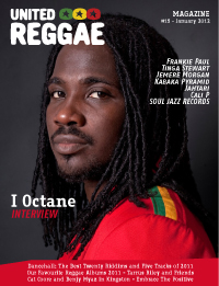 United Reggae Magazine #15 - January 2012