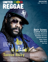 United Reggae Magazine #18 - April 2012