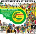 Greensleeves 12'' Rulers - Linval Thompson / Thompson Sound 1981-82