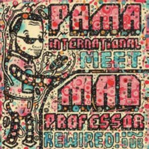 Pama International Meet Mad Professor - Rewired! In Dub