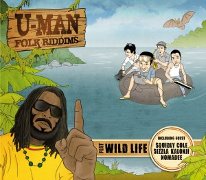 U-Man - Folk Riddims