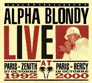 Alpha Blondy - Live