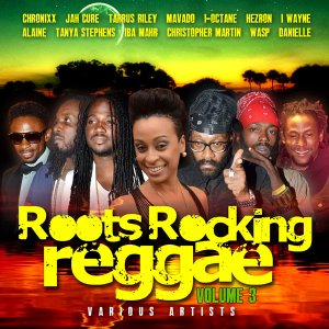 Various Artists - Roots Rocking Reggae Vol. 3