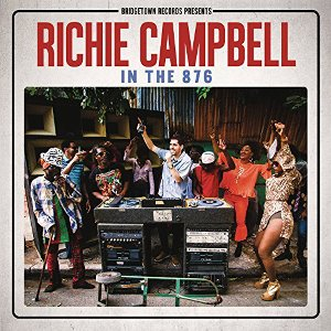 Richie Campbell - In The 876