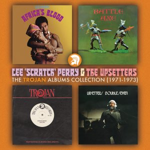 Lee Scratch Perry & The Upsetters - The Trojan Albums Collection (1971-1973)