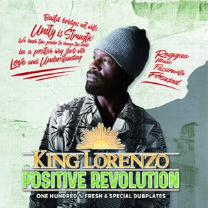 King Lorenzo - Positive Revolution