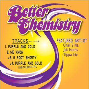 Better Chemistry - Purple and Gold