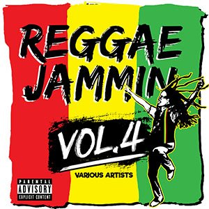 Various Artists - Reggae Jammin Vol. 4