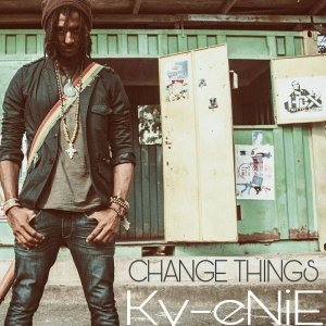 Ky-Enie - Change Things