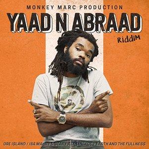Monkey Marc - Yaad N Abraad Riddim