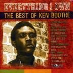 Ken Boothe - Everything I Own : The Best Of Ken Boothe