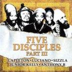 Capleton, Luciano, Sizzla, Junior Kelly and Anthony B - Five Disciples Part 3