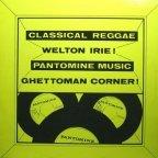 Welton Irie - Ghettoman Corner