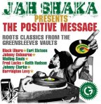 Various Artists - Jah Shaka Presents The Positive Message