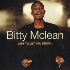 Bitty Mclean - Just Let Me Know