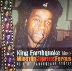 Winston Fergus & King Earthquake - At King Earthquake Studio