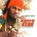 Natty King - No Guns To Town