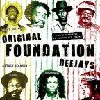 Various Deejays - Original Foundation Deejays