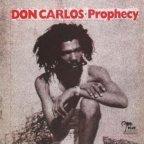 Don Carlos - Prophecy