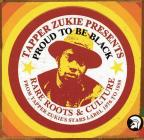 Tappa Zukie Presents - Proud To Be Black