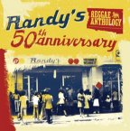 Various Artists - Randy's 50th Anniversary Reggae Anthology
