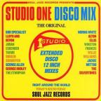 Various Artists - Studio One Disco Mix Soul Jazz Records Presents