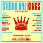 Soul Jazz Records presents Studio One Kings