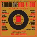 Various Artists - Studio One Rub-a-dub Soul Jazz Records Presents