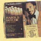 Harold Butler - The Butler Did It