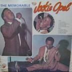Jackie Opel - The Memorable Jackie Opel