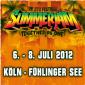 Summerjam 2012 Line-up