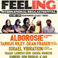 Alborosie, Tarrus Riley and Israel Vibration headline Feeling Festival